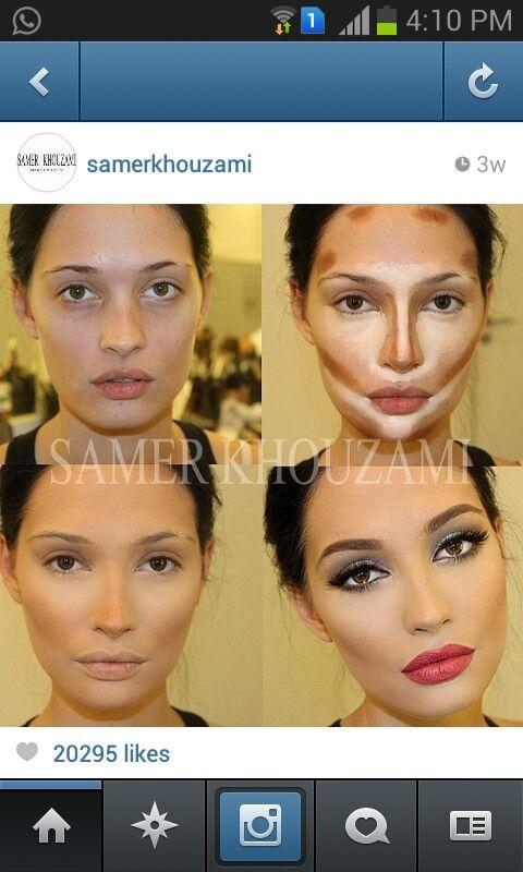 Make-up Magic!!!