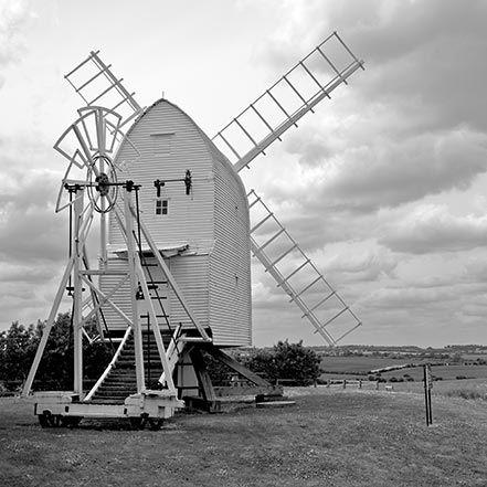 Material Matters: Wood #manser #wood #timber #windmill #cambridge #oak #apple #pine