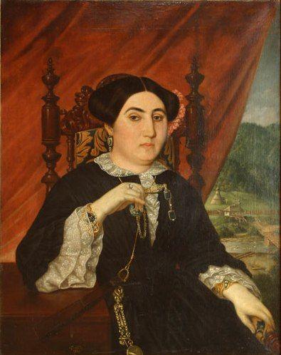 Portretul Anei Balş