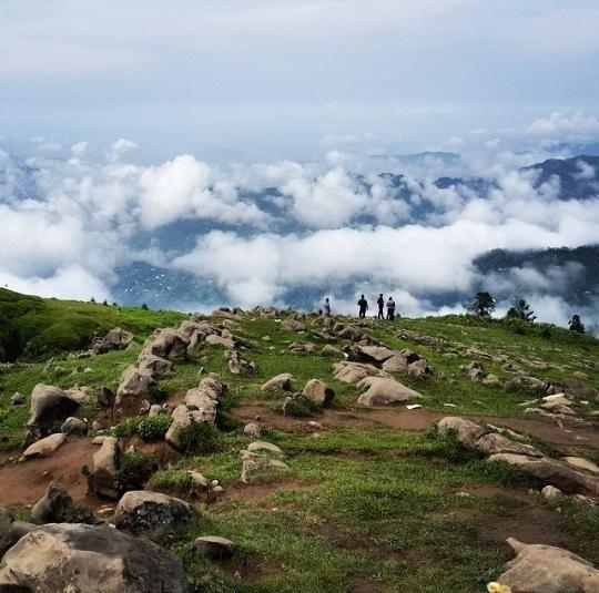 Heaven's Descending #Tolipeer #Rawalakot #Kashmir #Pakistan