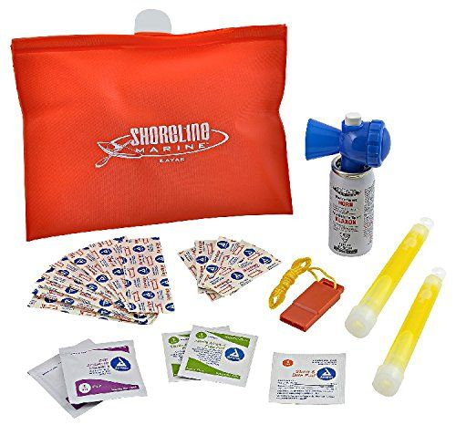 Shoreline Marine Safety Kit  //Price: $ & FREE Shipping //     #sports #sport #active #fit #football #soccer #basketball #ball #gametime   #fun #game #games #crowd #fans #play #playing #player #field #green #grass #score   #goal #action #kick #throw #pass #win #winning