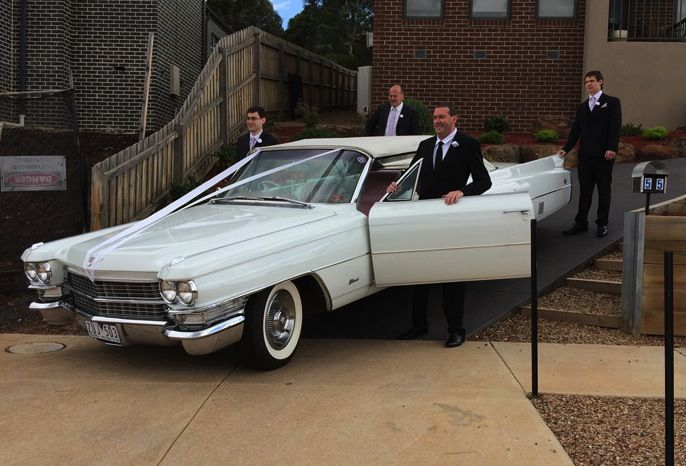 Bella Chauffeurs Wedding Limousines, Melbourne