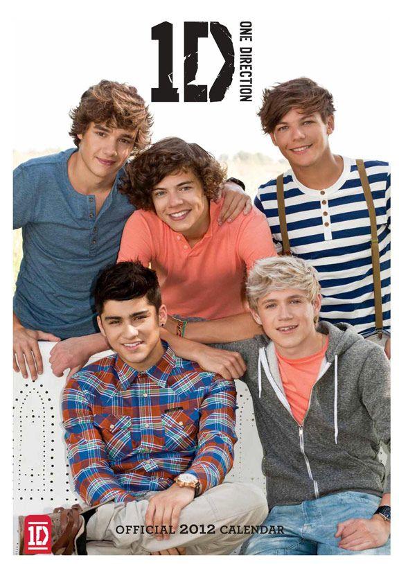 One Direction: Calendario 2012