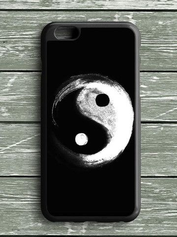 Blackart Yin Yang iPhone 6S Plus Case