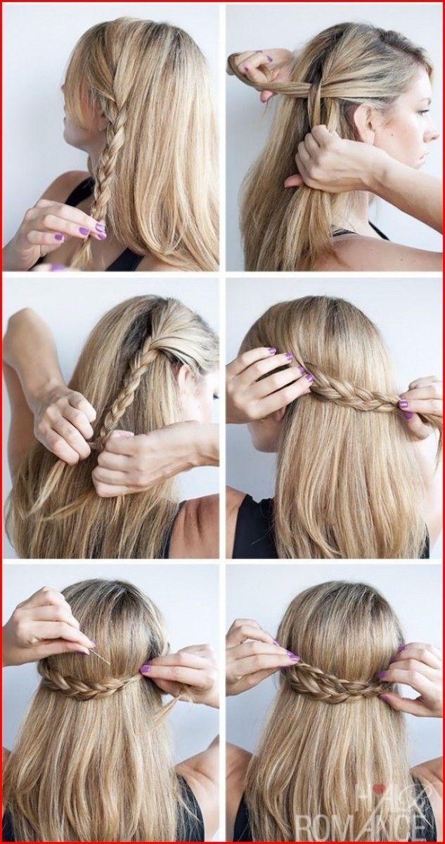 Pretty Hairstyles for Girls as Daily Hairstyle Idea  #hairstyles #braidedhair #braided #hair