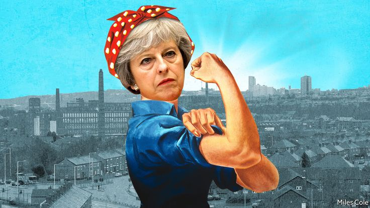 Bagehot: The Tories' battle for the blue-collar vote | The Economist