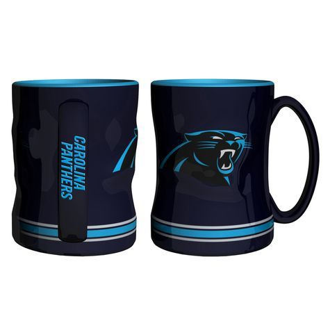 NFL Carolina Panthers 2 Pack Relief Mug