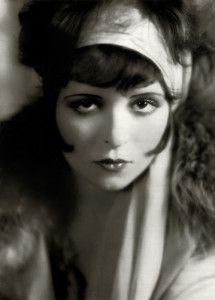 My Vintage Idol - Clara Bow