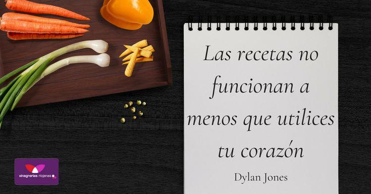 ¡#Gastronomía y pasión, inseparables! ❤️️ #inspiración #motivación #foodie #frases