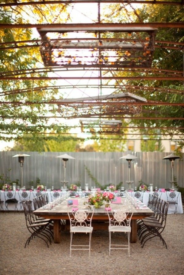 Vineyard Wedding Decorations 7 | Weddingbells.ca