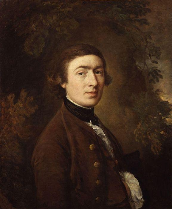 Томас Гейнсборо -автопортрет Томас Гейнсборо - великий английский художник 18 века. Родился в 1727 году. Известен как живописец, график, мастер портрета и пейзажа.
