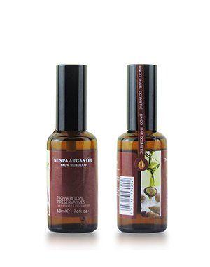 Масло арганы для волос NUSPA, Argan Oil from Morocco, 50 мл. купить от 859 руб в Созвездии красоты