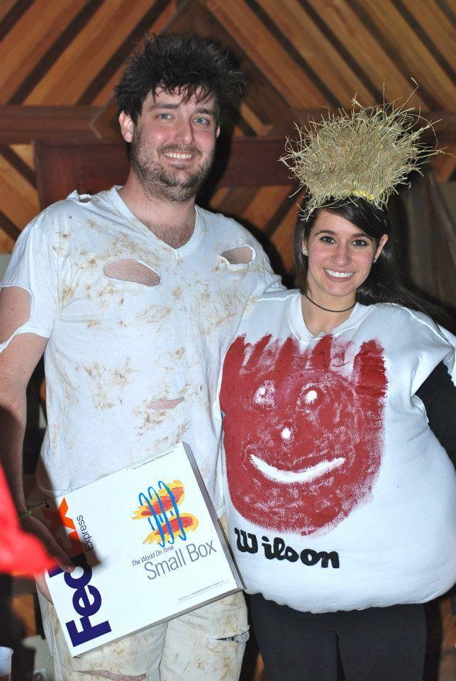 castaway CUTE ~ tom hanks & wilson! | costume sugar ...