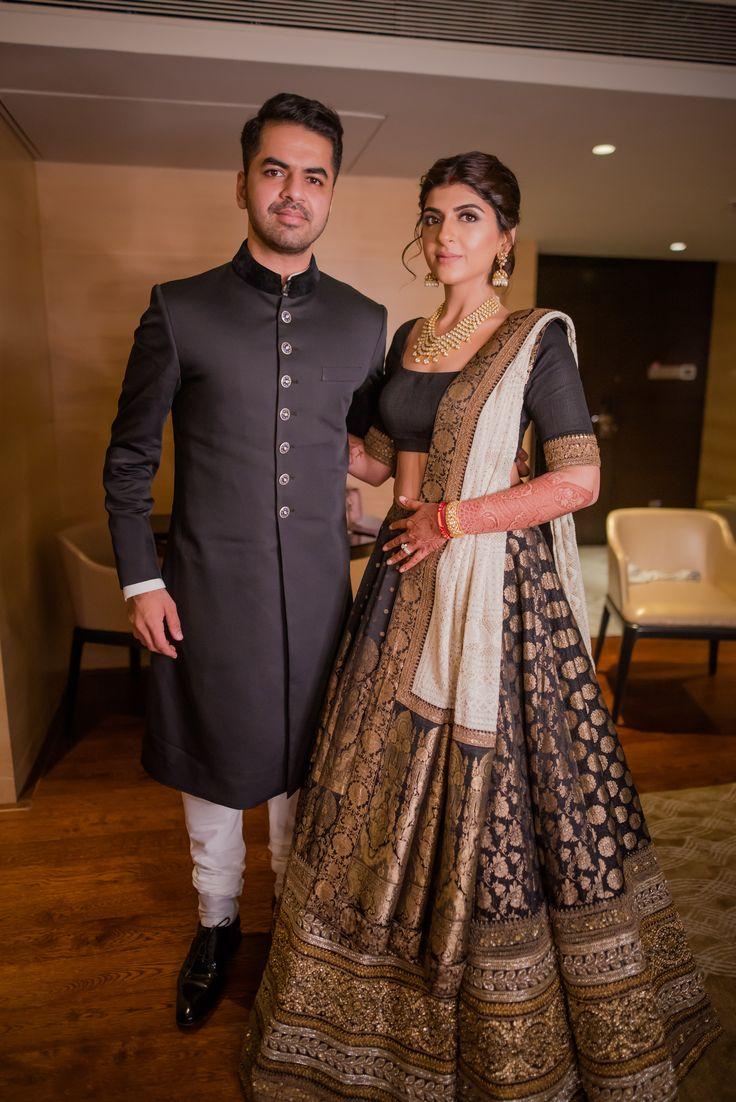 Bridal Makeup Inspo & Ombre Victorian Decor Made Us LOVE This Goa Wedding!