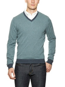Cotton Stripe Sweater by C/89 at Gilt