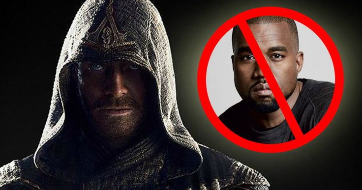 Is the 'Assassin's Creed' Trailer Better Without Kanye West? -- Kayne West's 'I Am God' song has been removed from a fan-edited version of the 'Assassin's Creed' trailer, with many calling it an improvement. -- http://movieweb.com/assassins-creed-trailer-no-kanye-west-music/