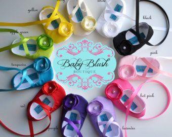BBB Sequin Baby Shoes Baby Ballerina Slipper