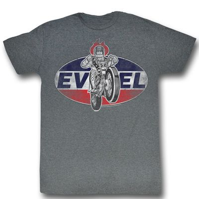 Evel Knievel - T-Shirt Size XXL Available in Small, Medium, Large, XL &  Officially Licensed!