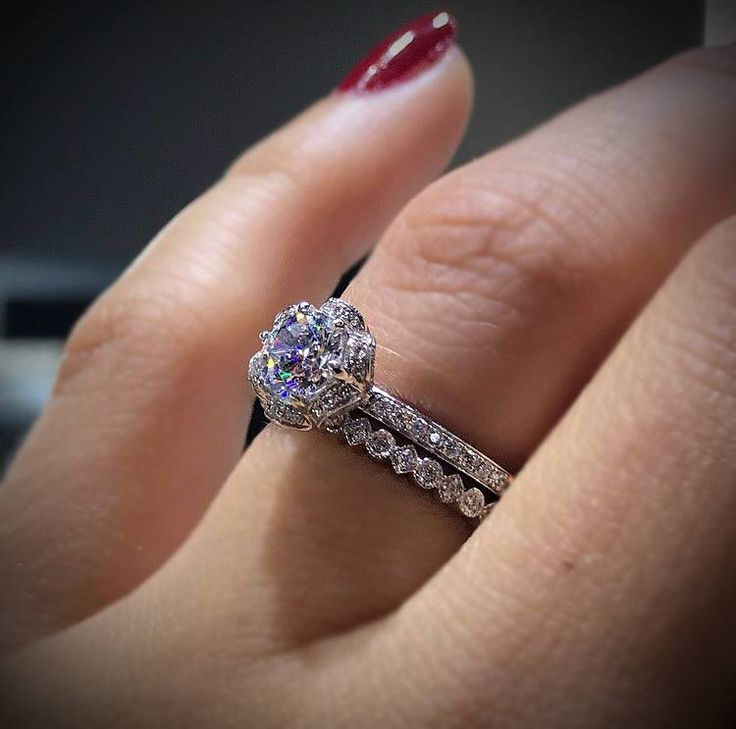 What determines the price of an engagement ring?