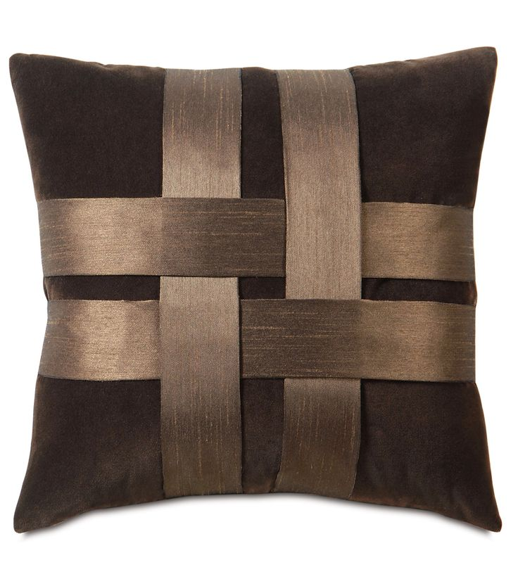 decorative pillows | - ADESSA ACCENT PILLOW A | Luxury Bedding, Decorative Pillows ...