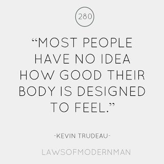SOOOOOO TRUE!!!! Accept the Paleo challenge to find out how great you can actually feel!