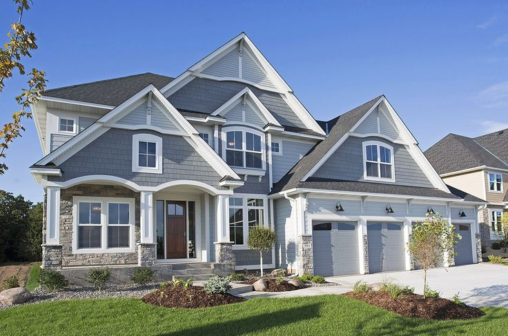 940 best images about house plans on pinterest 2nd floor for Craftsman open floor plans