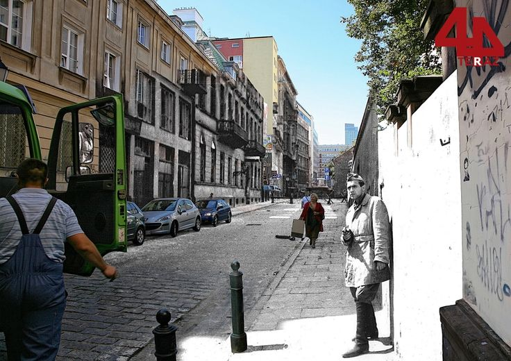 Warecka Street - Then And Now Photos Of Warsaw That Bring History To Life  Best of Web Shrine