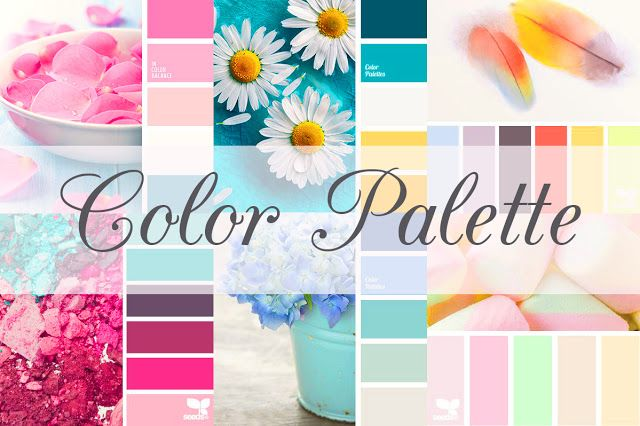 Recommended Color Palette