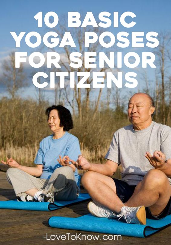 Learning basic yoga poses for senior citizens eases a new yogi into practice gradually. You can develop a simple sequence of moves for a great wake-up routine each day. These postures will increase circulation and flexibility.