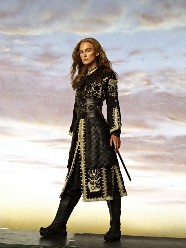how to make elizabeth swann costume