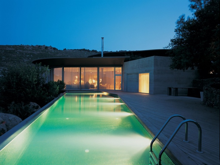 Gokhan Avcioglu – GAD | Exploded House: Swim Pools, Gad Exploding House 05 49561, Global Architecture, Exterior Design, Desert Pools, Architecture Development, Dreams Home Plac, Architecture Photography, Dreams Homeplac