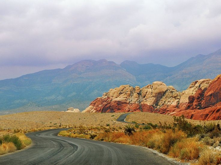 Nevada - best state for summer road trips