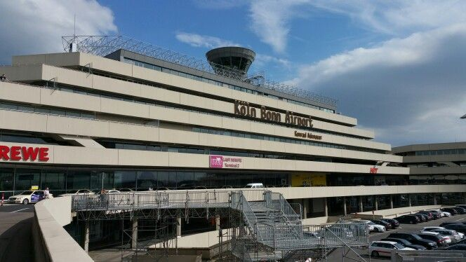 Airport Cologne - Flughafen Köln Bonn
