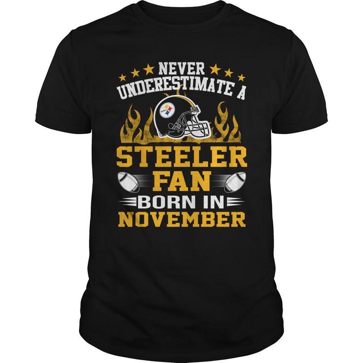 Steeler November pittsburgh steelers Fan || pittsburgh steelers t-shirt || pittsburgh steelers shirt || pittsburgh steelers shirt || pittsburgh steelers t-shirt || pittsburgh steelers Fan shirt || pittsburgh steelers apparel