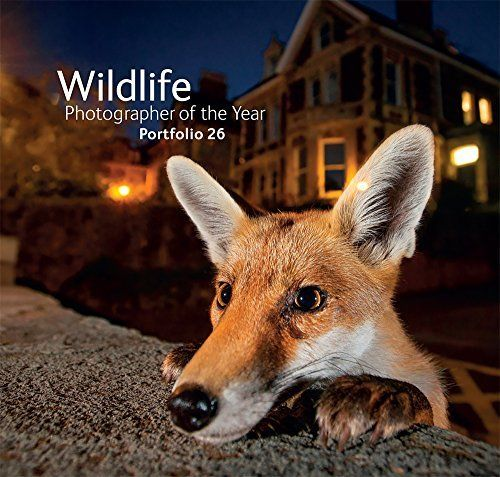 Wildlife Photographer of the Year: Portfolio 26. this outstanding collection is a reminder of the splendor, drama, and variety of life on Earth. Each stunning photograph is accompanied by an extended caption and there is an introduction by one of the world's most respected nature photographers.