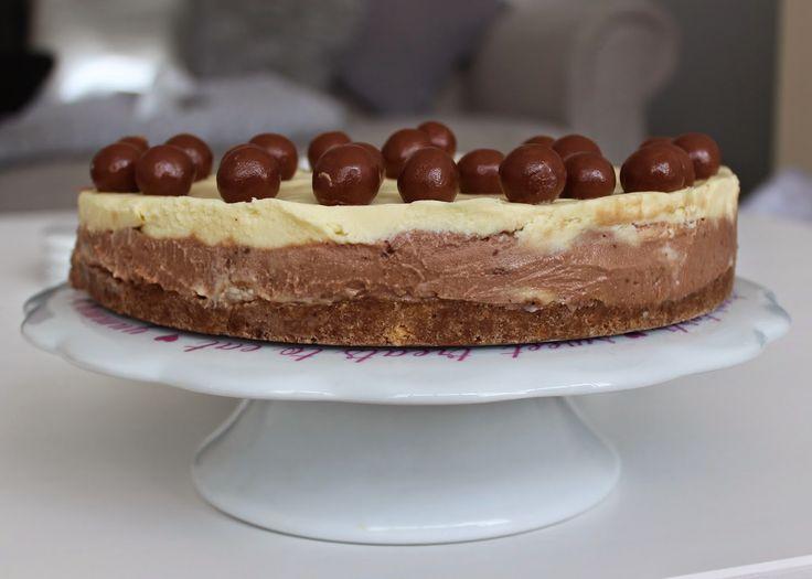 Baileys And White Chocolate Cheesecake On Baileys Website