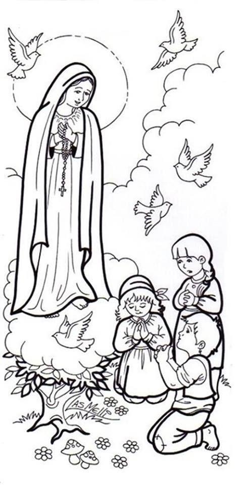 133 best Catholic Coloring Pages images on Pinterest   Catholic ...