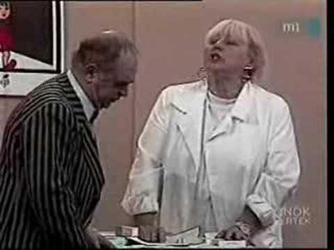 Trunkó Barnabás: A gyógyszertárban - YouTube