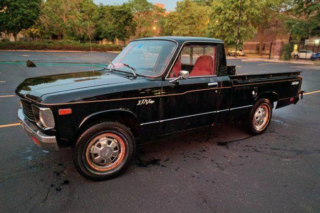 Mmm Mmm Mikado 1978 Chevrolet Luv Autos