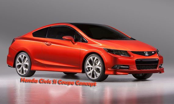 2015 Honda Civic Si Coupe Concept Review
