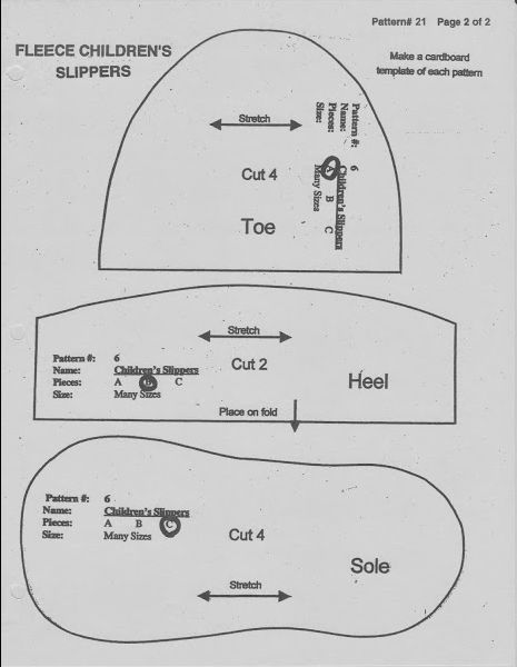 I have been searching for a copy of this pattern for a very long time. I was so sad when the link to this pattern disappeared, but I ha...