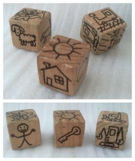 Jozi: Thursday Thing: Story Cubes