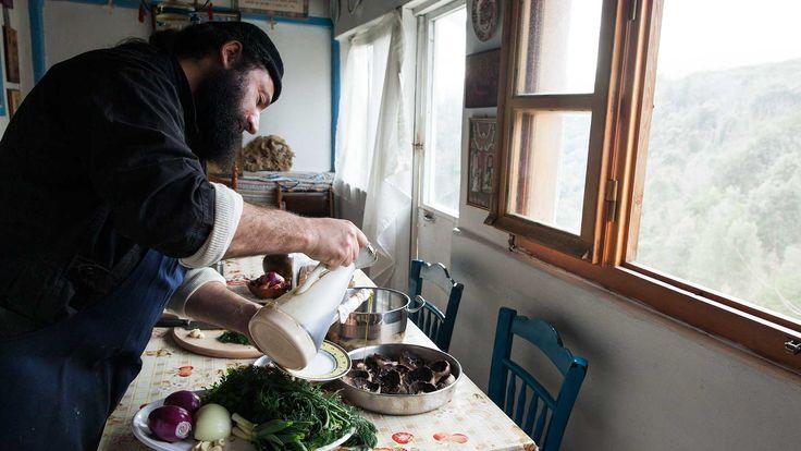 Συνταγές μοναστηριακές από το Άγιος όρος για να τρώμε με εγκράτεια και όσο πρέπει.