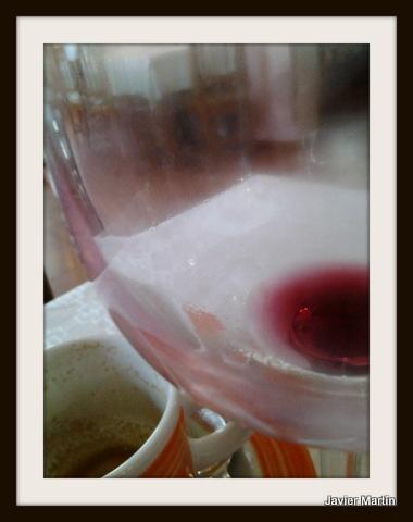 Un vino de la ribera del Duero.
