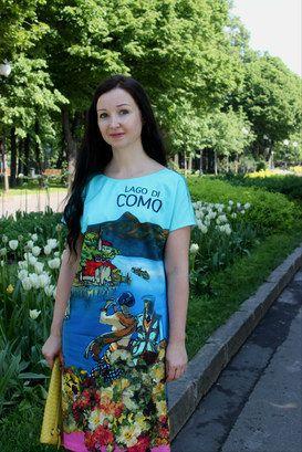 Платье-открытка / Фотофорум / Burdastyle