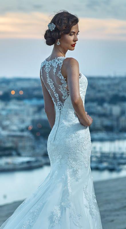 7 best Hochzeitskleider images on Pinterest | Bridal dresses, Short ...