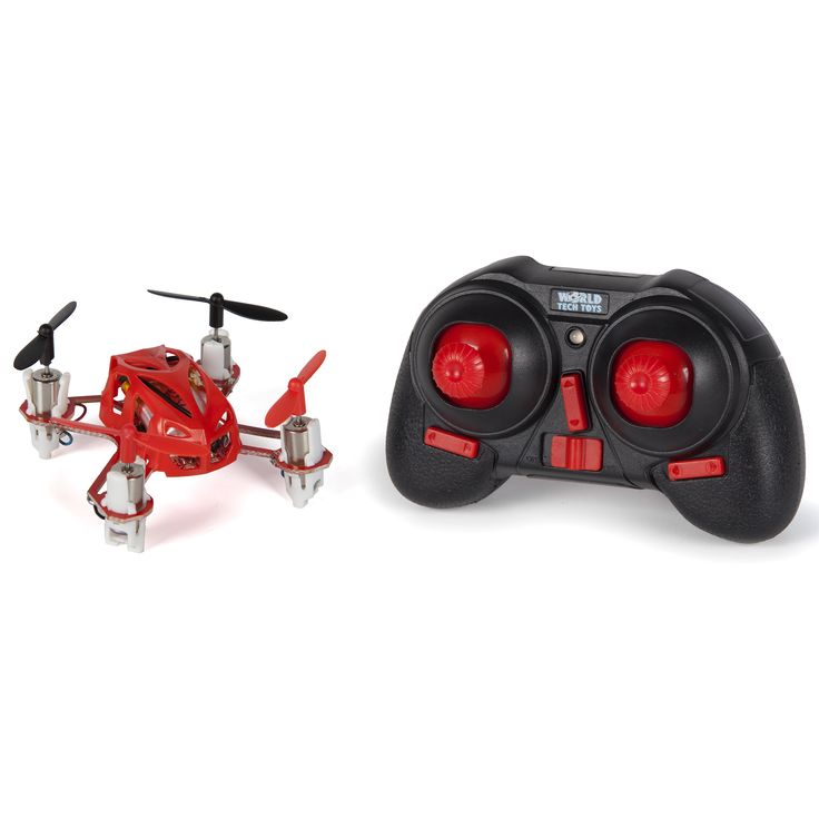 World Tech Micro Supernova Quadcopter 2.4GHz Remote Control Drone