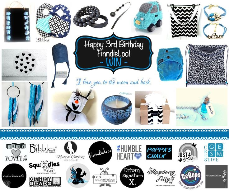 Enter to win: FinndieLoo's 3rd Birthday GIVEAWAY | http://www.dango.co.nz/s.php?u=gwifBMHD2678