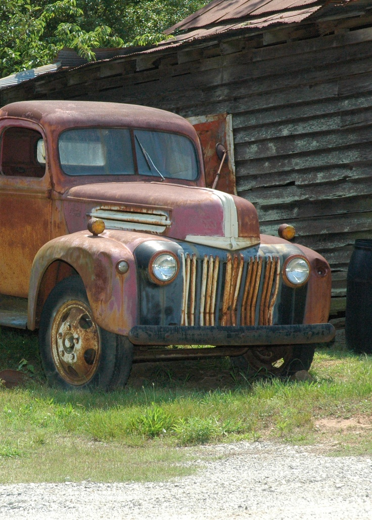 71 best Old Trucks & The Country images on Pinterest | Abandoned ...