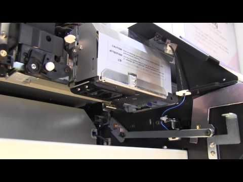 Roland VersaCAMM VS/VSi, VersaEXPRESS RF-640 and TexART RT-640 models - Manual Cleaning Procedure - YouTube